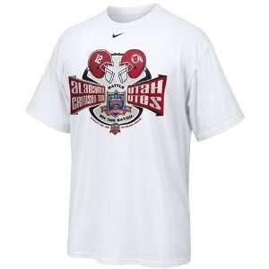 Alabama Crimson Tide vs. Utah Utes 2009 Sugar Bowl Head to