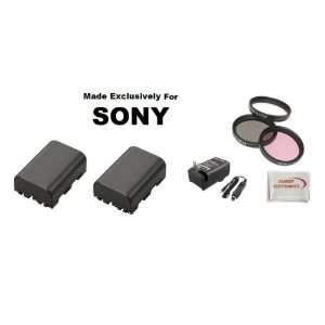 Life Replacement Battery For The Sony NP FM55H 1800MAH For Sony Alpha