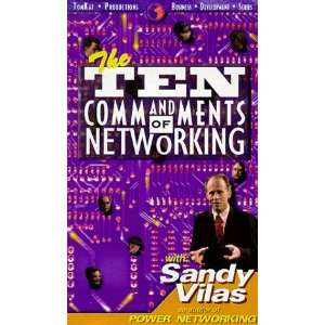 Ten Commandments of Networking [VHS] Tomkat Productions Movies & TV