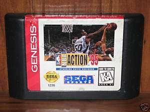Action 95 starring David Robinson (Sega Genesis) 010086012361