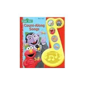 Sesame Street Count Along Songs (Sesame Street Music Works