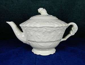 LESS) OF POPE GOSSER BY STEUBENVILLE ROSE POINT PATTERN CHINA