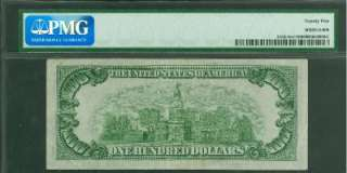 1934A $100 FRN Bill STAR Note New York PMG VF 25 **