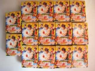 Capcom Fighting Jam Trading Figure Gashapon Full Set