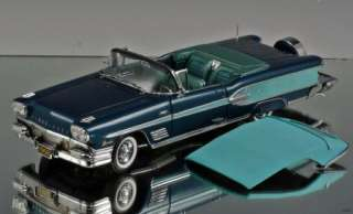 Danbury Mint Die cast car 1958 Pontiac Bonneville Convertible |
