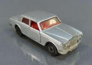 1979 LESNEY MATCHBOX SUPERFAST DIECAST CAR ROLLS ROYCE