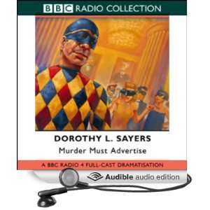 Murder Must Advertise (Dramatized) (Audible Audio Edition