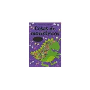 : Cosas De Monstruos (9780746083628): GILPIN REBECCA, USBORNE: Books