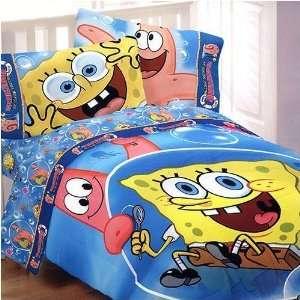 Nickelodeon SpongeBob SquarePants Bubbly Fun Full Cotton