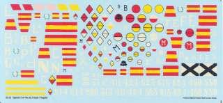 Bison Decals 1/35 GERMAN PANZER TANKS IN THE SPANISH CIVIL WAR