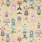 RJR Lil Little Miss Ms Sew & Sew Dress Forms Cream Sew