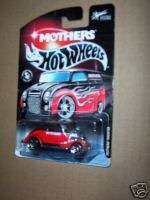 2003 Edition MOTHERS Hot Wheels #4 Moms Radster