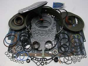 GM 700R4 4L60 Transmission Deluxe Rebuild Kit 1987 93