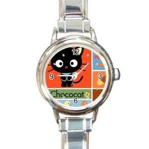 chococat black cat va1 Italian Charm Watch Everything