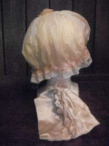 "Free pattern for 8"" doll mop cap on AOL Answers."
