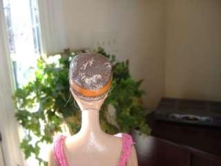 Vinage Miss Barbie Sleepy Eye Doll Box Swing Accessories Complee