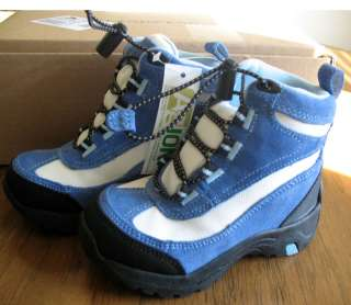 LandsEnd Kids Girls Boys Snow Hiking Boots 9 10 11 NWT