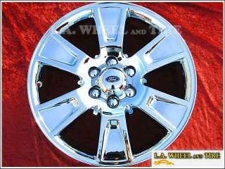 Set of 4   20 Ford F 150 Chrome Factory Wheels Rims OE