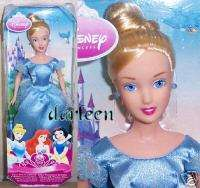 UK Disney Princess Cinderella doll Simba toys