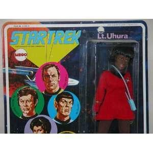 1974 Original Star Trek Mego Lt. Uhura Figure Not Retro Toys & Games