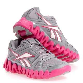 Reebok Zig Dynamic Nylon Running Boy/Girls Kids Shoes