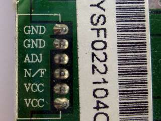 CCFL Lamp Backlight Universal Inverter LCD TV Parts Laptop Screen