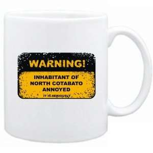 Warning : Inhabitant Of North Cotabato Annoyed  Philippines Mug City