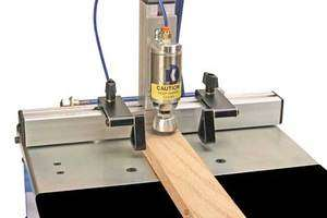 Automatic Pneumatic Foreman DB55 Pocket Hole jig Ships for Free CONUS