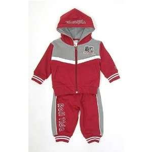 Alabama Crimson Tide Slingshot Infant Hoodie Pants Set