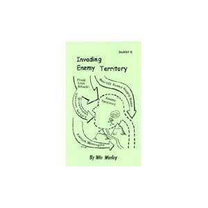 Invading Enemy Territory Win Worley Books