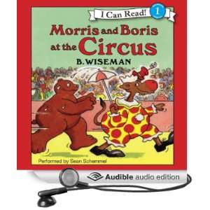 the Circus (Audible Audio Edition): B. Wiseman, Sean Schemmel: Books
