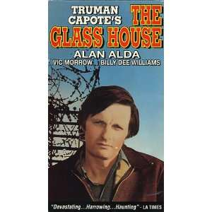 The Glass House Alan Alda, Billy Dee Williams Vic Morrow