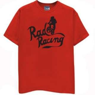 Rad Racing BMX Movie Cru Jones T Shirt Classic cycling biking bike