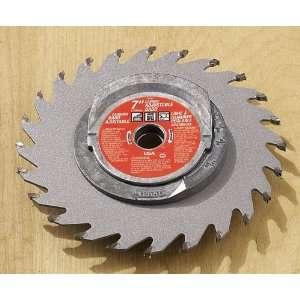 Buffalo Tools 7 1/4 Adjustable Dado Blade