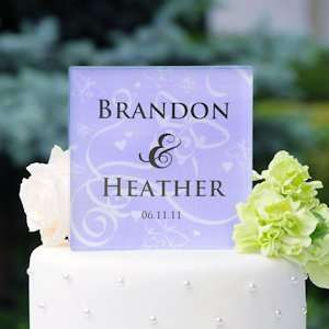 Butterfly Wedding Cake Topper (17 Colors)