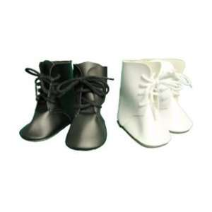Toy Tie Boots for American Girl dolls Toys & Games