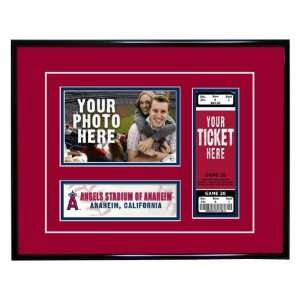 Los Angeles Angels Game Day Ticket Frame   Los Angeles Angels