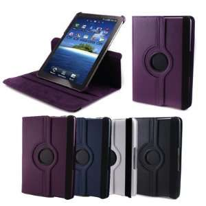 Smart Leather Folio Stand Cover Case for Samsung Galaxy Tab 10.1 P7510