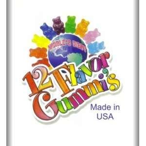 Albanese 12 Flavor Asst. Gummi Bears 2lbs  Grocery
