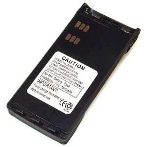 Battery for Motorola Walkie Talkie 2 Way Radio GP340 GP328