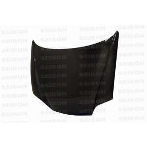 Seibon Carbon Fiber OEM Style Hood Hyundai Tiburon 03 06