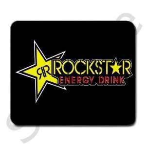 Rockstar Energy LOGO mouse pad: Everything Else