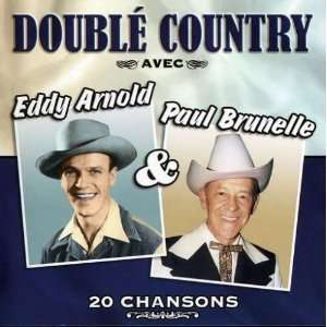 Avec Eddy Arnold Double Country Music