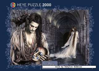picture 2 of Heye 2000 pieces jigsaw puzzle Victoria Frances   Tears