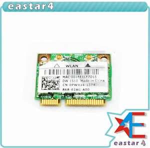 Dell 1510 PCI E WIRELESS WLAN Half Height Mini Card |