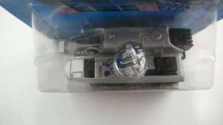 1986 Hot Wheels AUCTION COMMAND RADAR RANGER UNPONCHED  