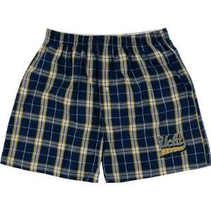 UCLA Bruins Mens Elite Boxer Shorts Sports & Outdoors