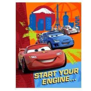 Costumes 200619 Disneys Cars 2  Invitations Toys & Games
