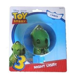 Lot of 5 Disney Pixar Toy Story 3 REX Dinosaur Kids Electric Plug in