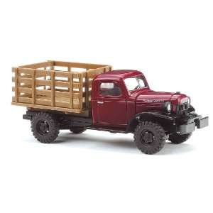 Busch 44001 Dodge Power Wagon Farm Toys & Games